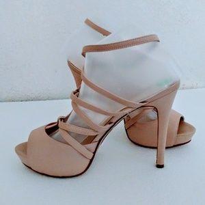Guess Strappy Platform Sandals